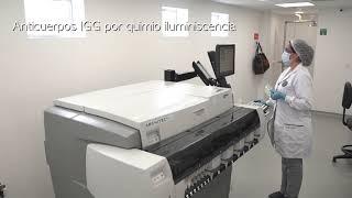Presentación Test Center Covid-19/ Aeropuerto El Dorado