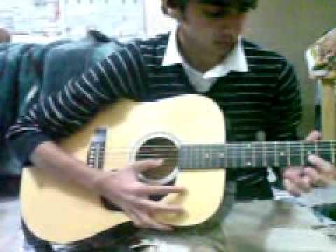 guitar tabs of aoo naa - YouTube