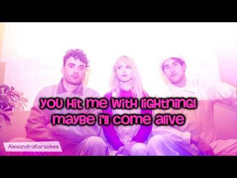 Paramore - Hard Times ( Karaoke/Instrumental )