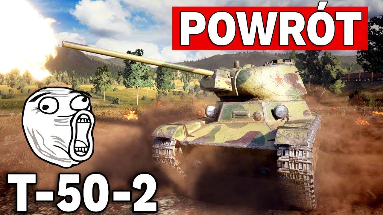 POWRÓT T-50-2?