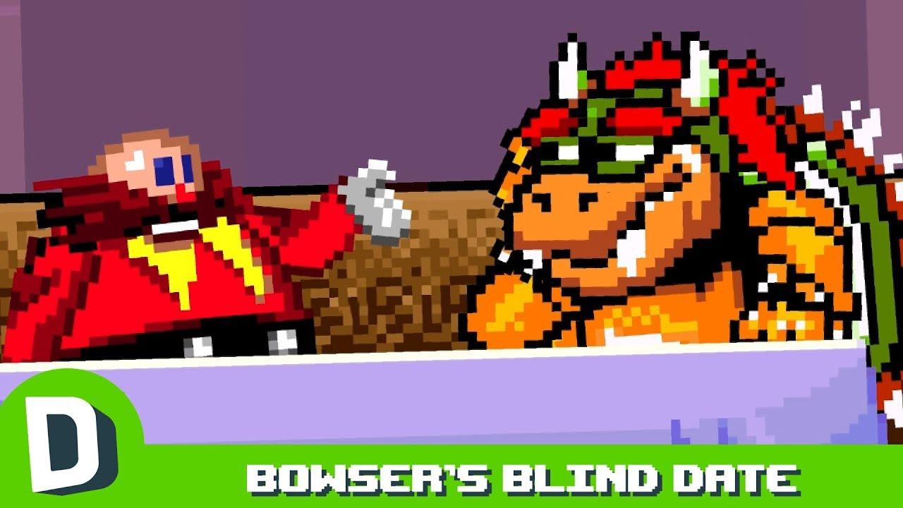 If Bowser Dated Robotnik
