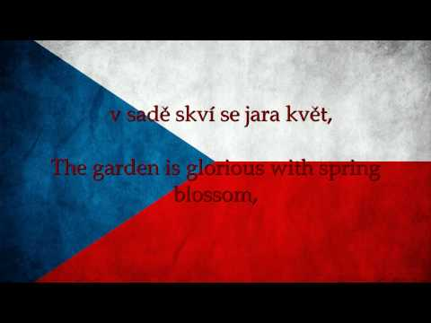 Czech Republic National Anthem English lyrics