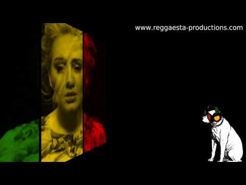 Adele - Send My Love (reggae Version By Reggaesta) VIDEO + LYRICS