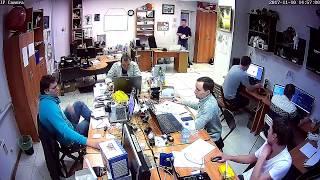 Фрагмент записи видео с камеры Link D17
