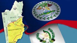 Guatemala y Belice  ▌REFERÉNDUM TERRITORIAL ▌