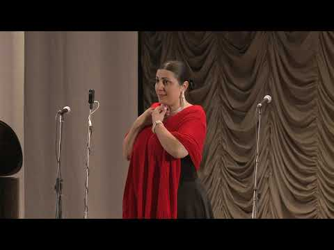 Наира Асатрян Армянская народная песня