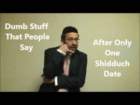 frum shidduch dating
