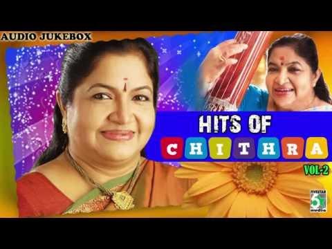 Chithra Super Hit Tamil Audio Jukebox - Vol 2