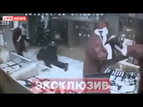 Russian shopping PAYDAY style