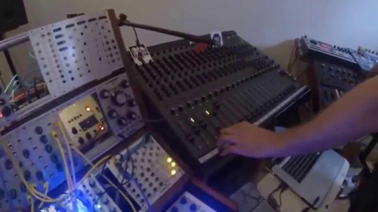 nght drps live analog jam w eurorack modular synthesizer machinedrum korg polysix youtube. Black Bedroom Furniture Sets. Home Design Ideas