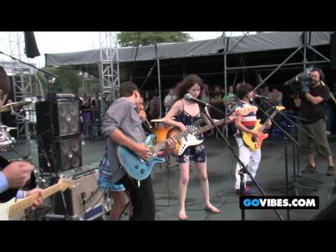 """School of Rock All Stars Perform Aerosmith's """"Walk This Way"""" at Gathering of the Vibes 2012"""