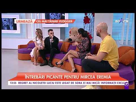 Întrebări picante pentru Mircea Eremia