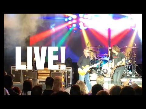 Live On Stage | Rick Springfield | Guitar Lesson | Rock Solo | Tim Pierce | Masterclass