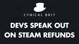 Devs Speak Out on Steam Refunds