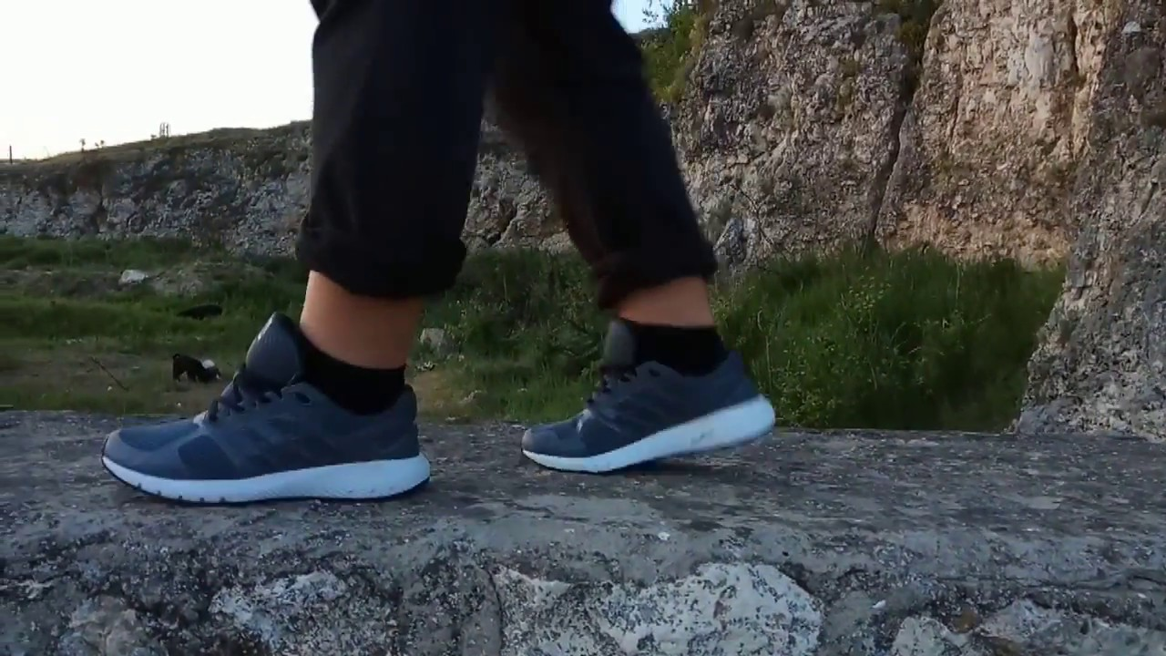 Adidas Duramo 8 M - Testing Review - YouTube 11f20659e561