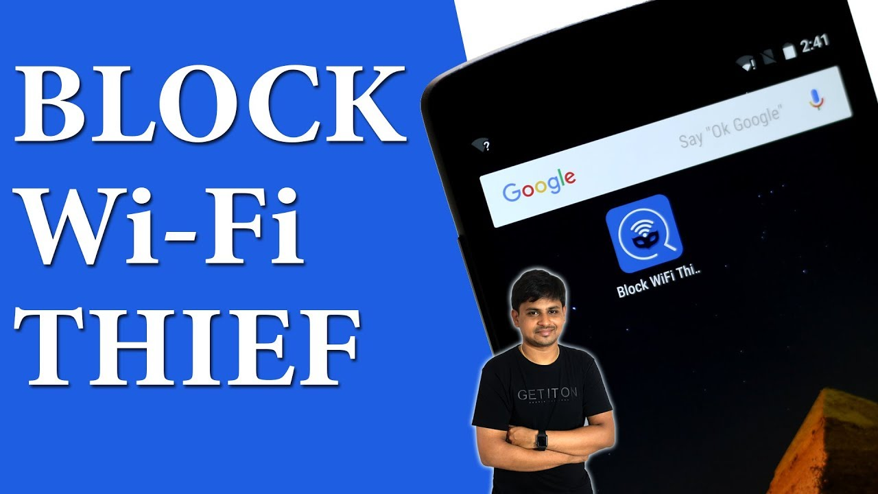 Block WiFi Thief App to Block WiFi Users: Secure Your Network