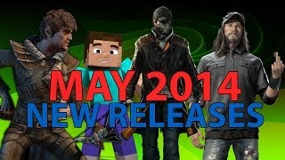 (PS4) MAY 2014 NEW GAMES RELEASES