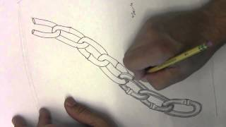 chain drawing