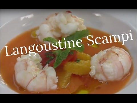 Langoustine Scampi - Paul Bartolotta - Great Chefs