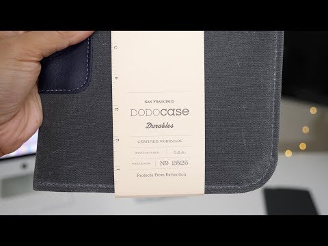 Hands-on: Dodocase Durables Sleeve For 10.5-inch IPad Pro