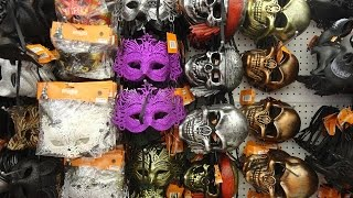 Halloween 2014 at the 99-Cent Only Store, San Bernardino, CA!