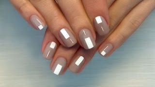 Дизайн ногтей гель-лак shellac - Роспись ногтей (видео уроки дизайна ногтей)
