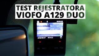 Rejestrator numerów rejestracyjnych :) VIOFO A129 DUO