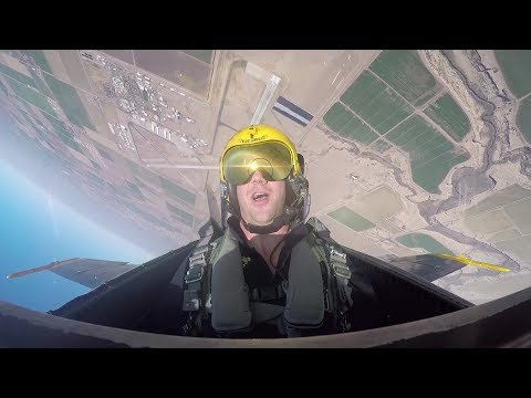 The U.S. Navy  Blue Angels | My Ride Along in the Jet!