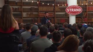 Own the Day Book Launch Event: The Strand Bookstore, New York