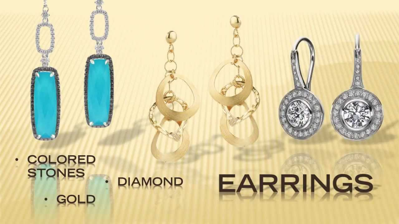 Jewelry Design Gallery YouTube