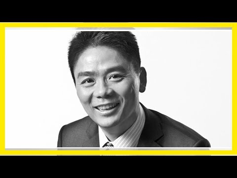 JD.com's Richard Liu Decodes the Chinese Consumer