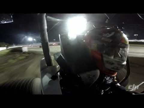 Lakeside Speedway World of Outlaws!! (In-car and Recap)