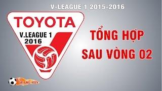 tong hop vong 2 toyota vleague - 1 2016