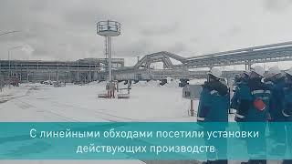 Мобильное кино: НТО Тобольск