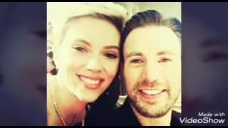 Chris Evans & Scarlett Johansson ||