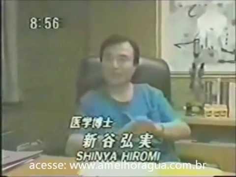 Dr hiromi shinya dieta do futuro