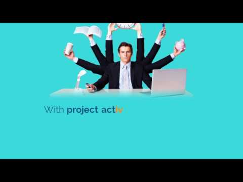 How to work free project management system