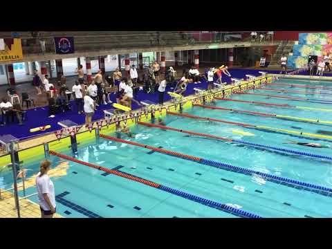 2017 Commonwealth Lifesaving Championships Durban  4x50 Medley Canada Bronze!