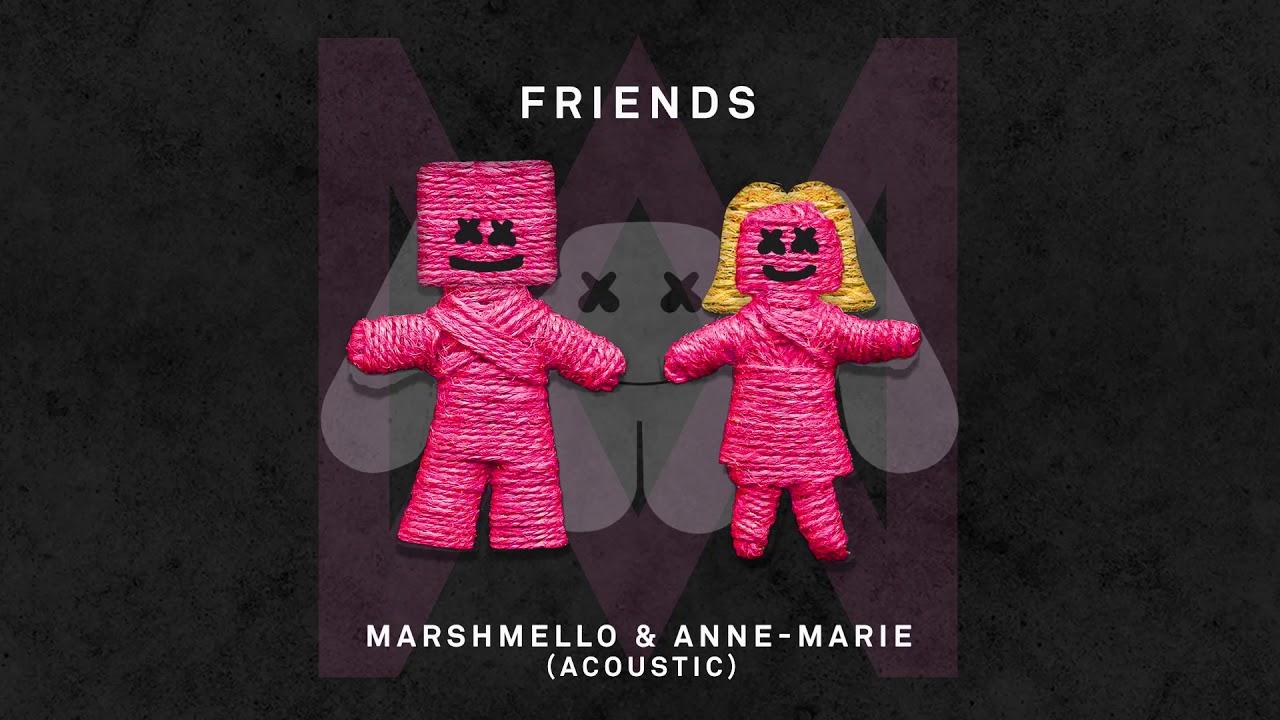 download lagu friends marshmello