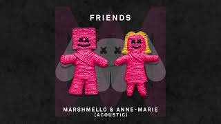 Marshmello Anne Marie Friends Acoustic
