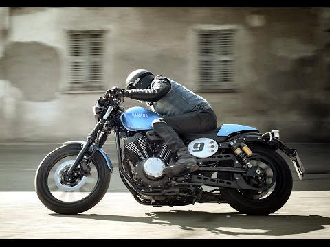 yamaha xv 950 racer youtube. Black Bedroom Furniture Sets. Home Design Ideas