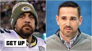 Aaron Rodgers is excited about Matt LaFleur's new offense | Get Up
