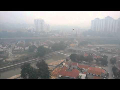 Kuala Lumpur Haze @ 23/06/2003 1.30PM