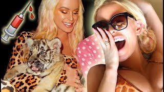 Video NEW TATTOOS & BABY TIGERS | Gigi download MP3, 3GP, MP4, WEBM, AVI, FLV Desember 2017