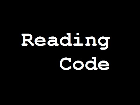 Tutorial: Reading Code