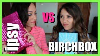 BIRCHBOX vs IPSY {Diciembre 2014} thumbnail
