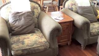 Video #72 Rearranging The Living Room/dining Room