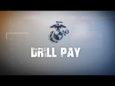 Drill Pay - Marine Corps Reserves