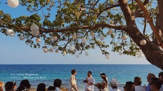 Marissa and Basti: A Beautiful Wedding in Palawan