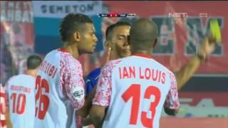 Persipura VS Bali United Jendral Sudirman 2015